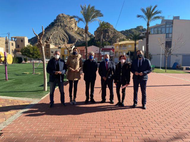 El PP considera que es lamentable que el PSRM-PSOE haya impulsado una moción de censura contra el alcalde del PP en Ricote a costa de una mentira - 1, Foto 1