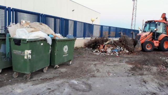 El ayuntamiento acomete un plan para eliminar los puntos negros de basuras y escombros - 2, Foto 2