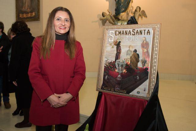 Francisca Ballesta Acosta será la pregonera de la Semana Santa de Puerto de Mazarrón, Foto 2