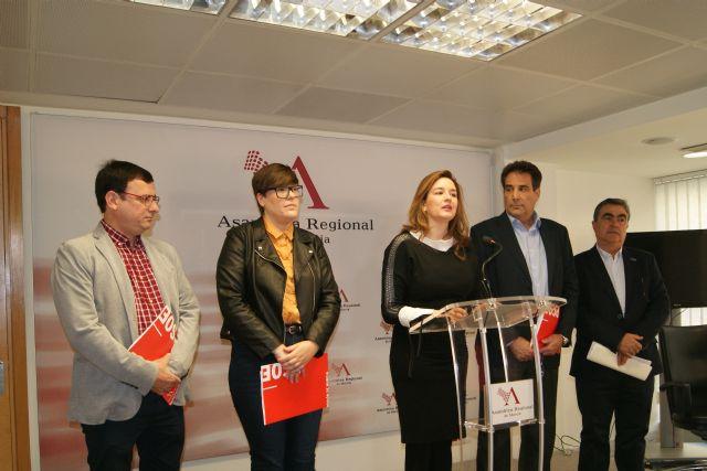 La Asamblea respalda por unanimidad la iniciativa del PSOE para promocionar las XXXIII Jornadas de Exaltación del Tambor y el Bombo de Mula - 3, Foto 3