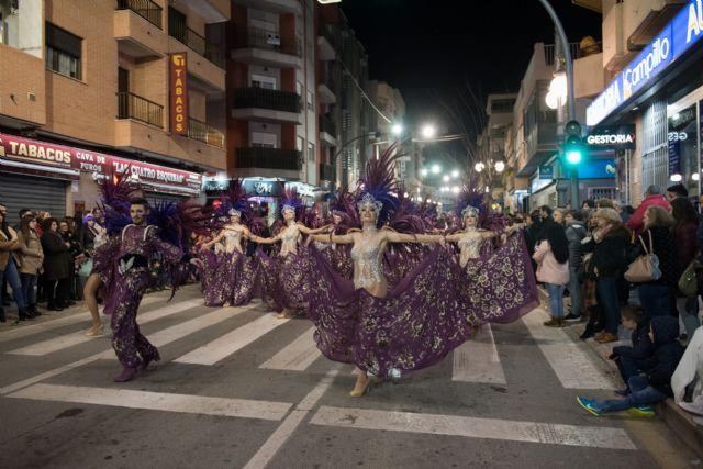 15 peñas con más de 420 participantes cierran el carnaval de Mazarrón el próximo domingo, Foto 1