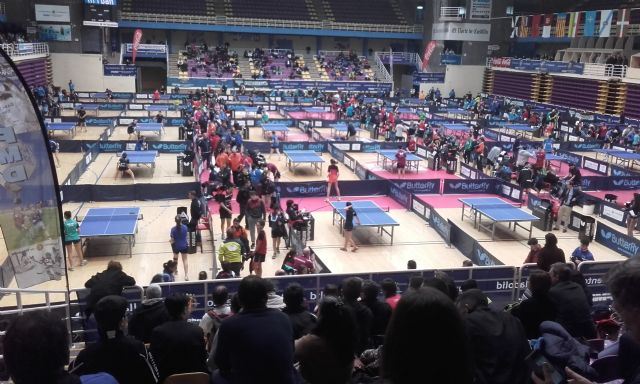 Valladolid state tournament, Foto 1
