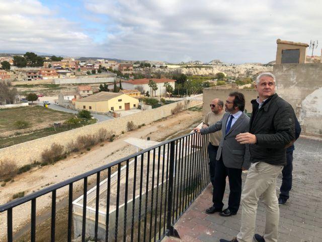 La Comunidad invierte en Albudeite más de 300.000 euros en la mejora de infraestructuras - 1, Foto 1