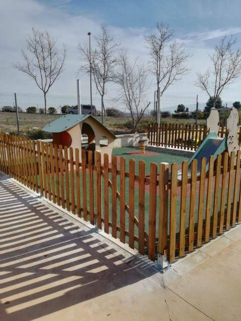 Obras en los patios del Colegio Obispos García Ródenas y CAI - 3, Foto 3