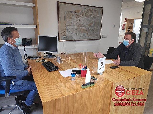 Saorín: A lo largo del pasado año la OMIC tramitó 218 reclamaciones - 1, Foto 1