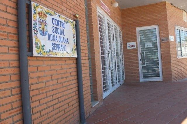 [Mañana martes se reanuda el Servicio de Atención al Ciudadano en la pedanía de El Paretón-Cantareros, siguiendo el protocolo COVID-19
