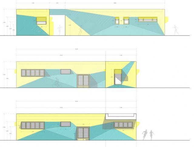 Abierto el proceso de licitación para la construcción de un nuevo edificio de vestuarios y aseos en el Polideportivo La Hoya - 1, Foto 1