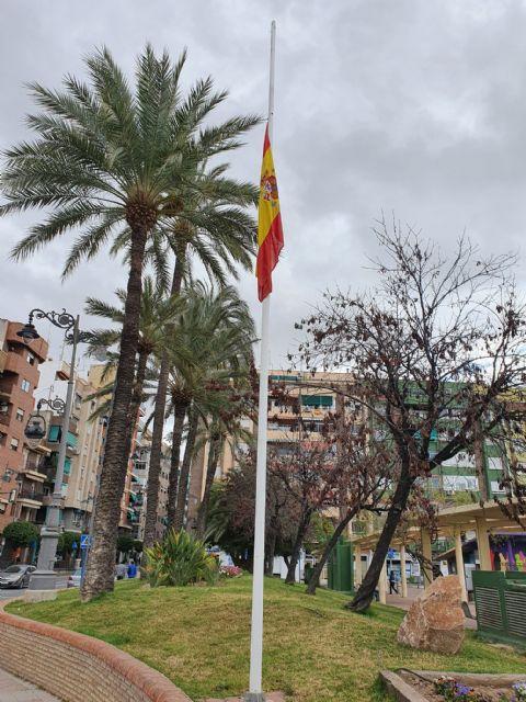 El Ayuntamiento de Molina de Segura decreta luto oficial por el fallecimiento de José Molina Molina, Hijo Adoptivo del municipio - 2, Foto 2