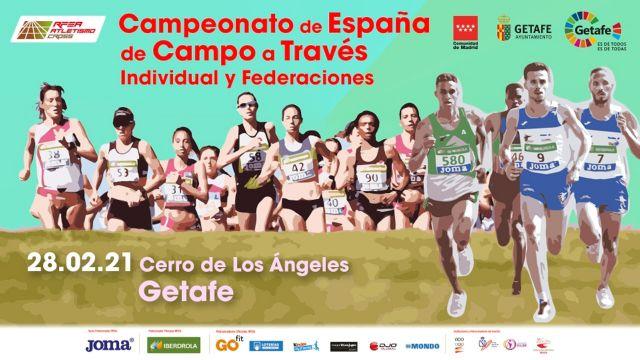 Selección FAMU para el CIII Campeonato de España de Campo a Través - 1, Foto 1
