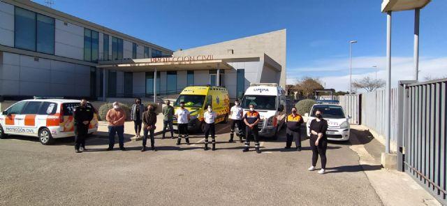 Protección Civil pone en marcha los puntos CECOVID para rastreadores en Torre Pacheco - 3, Foto 3