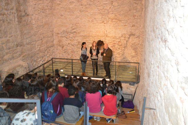 Alumnos del Instituto Valle de Leiva reciben en sus casas a un grupo de jóvenes franceses, Foto 2