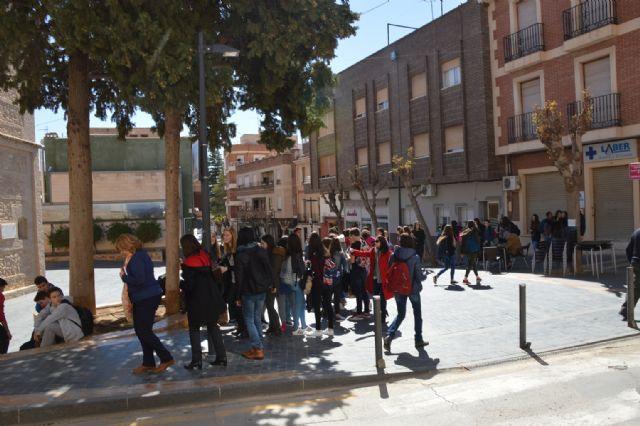 Alumnos del Instituto Valle de Leiva reciben en sus casas a un grupo de jóvenes franceses, Foto 7