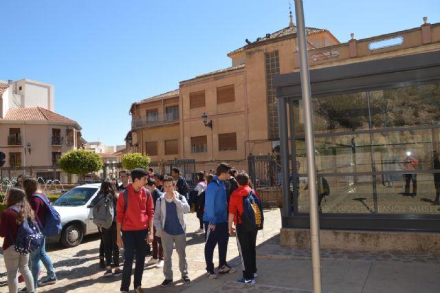 Alumnos del Instituto Valle de Leiva reciben en sus casas a un grupo de jóvenes franceses, Foto 8