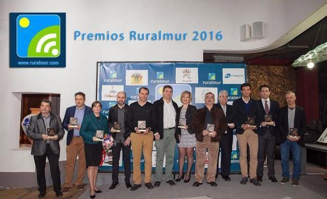City officials attending the delivery of IV Awards Ruralmur'2016, Foto 1