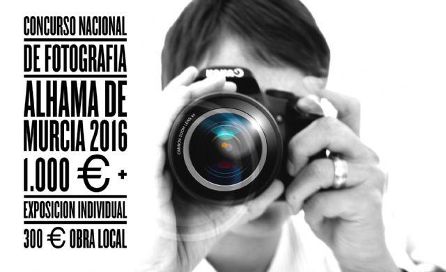 Concurso nacional de fotografía Alhama de Murcia 2016, Foto 1
