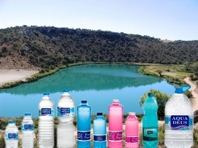 Aquadeus, entre las mejores aguas embotelladas del mercado, Foto 1