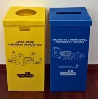 El Ayuntamiento de Molina de Segura y Ecoembes presentan dos nuevos proyectos para el fomento del consumo responsable y el reciclaje en centros públicos - 3, Foto 3