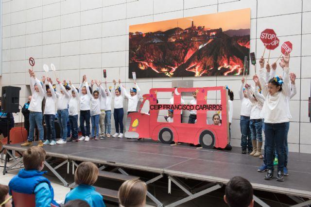 266 alumnos de primaria participan en el VII Festival de Educación Vial, Foto 2
