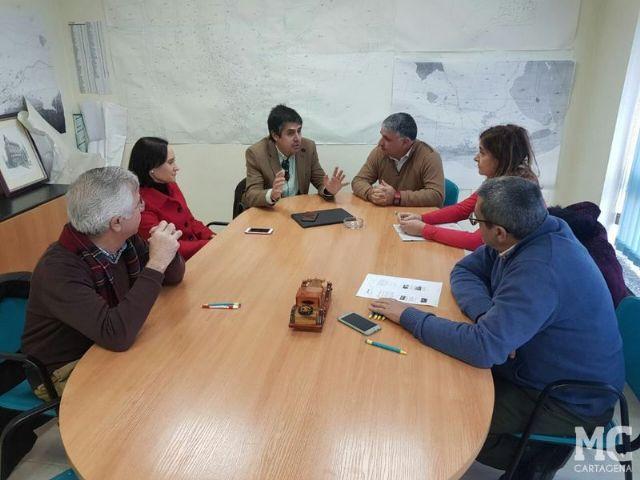 MC lamenta que PSOE, PP y su muleta C´S no apoyen al sector del taxi para trabajar en Corvera - 1, Foto 1