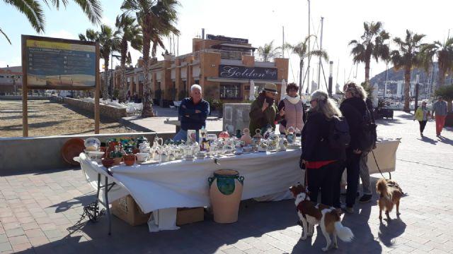 """""""Mercado Artesano del Puerto de Mazarrón"""", sábado día 16 de marzo, de 10 a 14 horas - 1, Foto 1"""