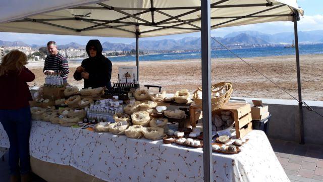 """""""Mercado Artesano del Puerto de Mazarrón"""", sábado día 16 de marzo, de 10 a 14 horas - 2, Foto 2"""
