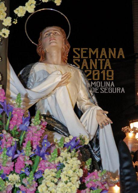 El Cabildo Superior de Cofradías y el Ayuntamiento de Molina de Segura presentan la SEMANA SANTA 2019 - 2, Foto 2