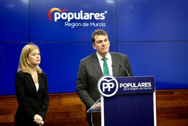 Ruano: Diego Conesa pasará a la historia como el delegado del Gobierno que no ha adjudicado ni un solo centímetro de soterramiento en la ciudad de Murcia - 1, Foto 1