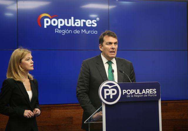 Ruano: Diego Conesa pasará a la historia como el delegado del Gobierno que no ha adjudicado ni un solo centímetro de soterramiento en la ciudad de Murcia - 2, Foto 2