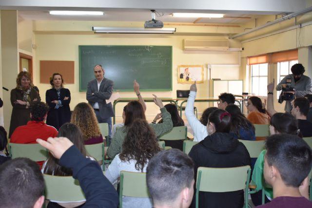 El Bachillerato de Investigación llegará el próximo curso a unos 1.100 alumnos en 24 institutos, Foto 2
