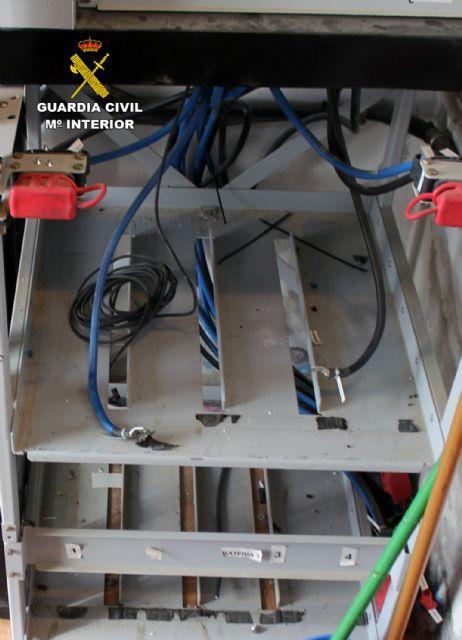 La Guardia Civil investiga al presunto autor de varios robos en estaciones de telecomunicaciones, Foto 1