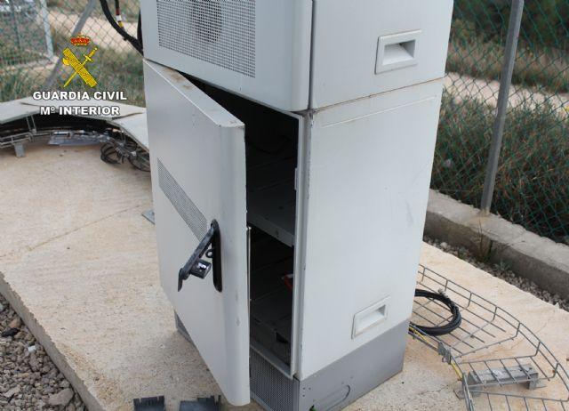 La Guardia Civil investiga al presunto autor de varios robos en estaciones de telecomunicaciones, Foto 2