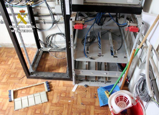 La Guardia Civil investiga al presunto autor de varios robos en estaciones de telecomunicaciones, Foto 3