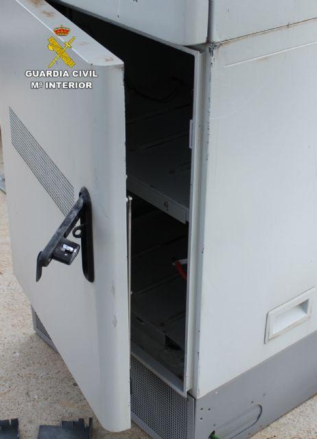 La Guardia Civil investiga al presunto autor de varios robos en estaciones de telecomunicaciones, Foto 5