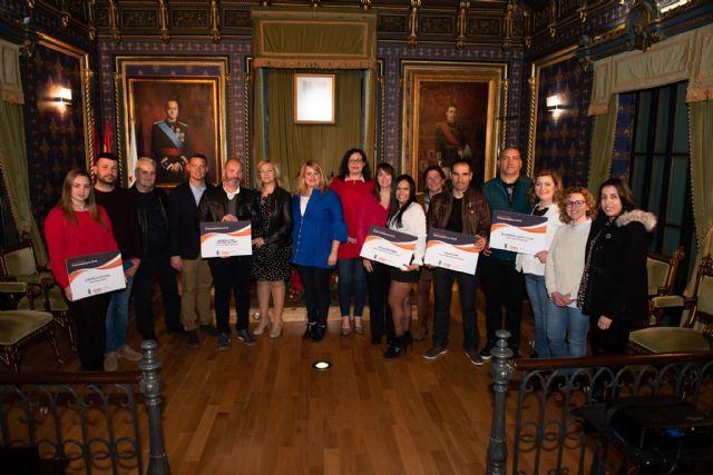 El CIME reconoce a los emprendedores del municipio - 1, Foto 1