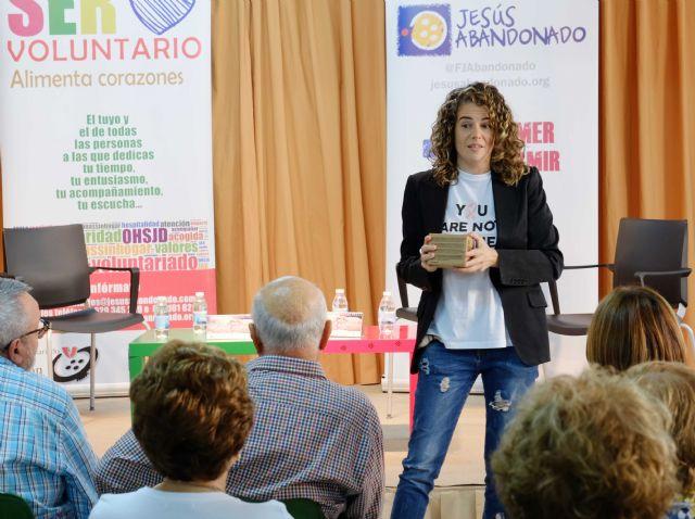 Fundación Jesús Abandonado Murcia organiza el curso formativo Talentos personales para la participación solidaria - 1, Foto 1
