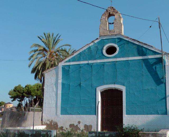 Huermur denuncia el alarmante estado de la Ermita de la Eaz en Alcantarilla - 1, Foto 1