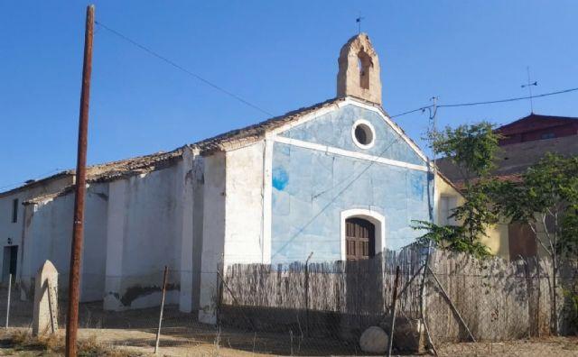 Huermur denuncia el alarmante estado de la Ermita de la Eaz en Alcantarilla - 3, Foto 3