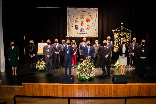 Pregón Semana Santa de Calasparra y cofrade del año 2021 - 1, Foto 1