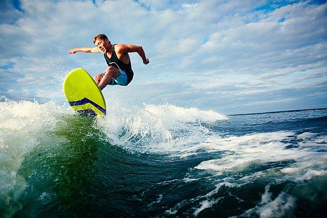 Deportes en el mar de las Islas Canarias - 1, Foto 1