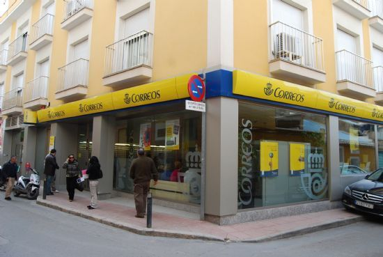 Win Totana denounces the deterioration of the Postal Service in the Region of Murcia