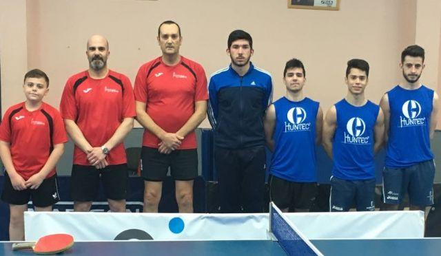 2ª nacional grupo 8: Totana promesas 2 -- Huntec Albacete 4, Foto 3