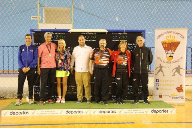 San Pedro del Pinatar acogió el  Campeonato Regional de Bádminton - 3, Foto 3