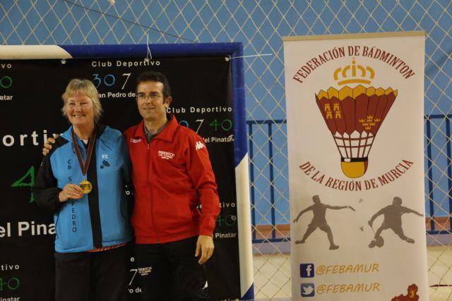 San Pedro del Pinatar acogió el  Campeonato Regional de Bádminton - 4, Foto 4