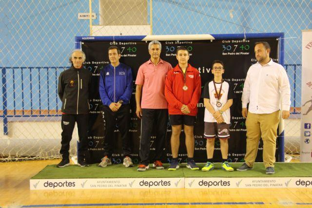 San Pedro del Pinatar acogió el  Campeonato Regional de Bádminton - 5, Foto 5