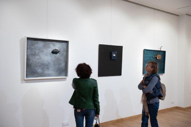 Eva Poyato muestra su