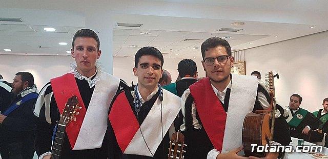 La Tuna de Magisterio de Murcia gana el IV Certamen Nacional de Tunas Ciudad de Villacarrillo, Foto 1