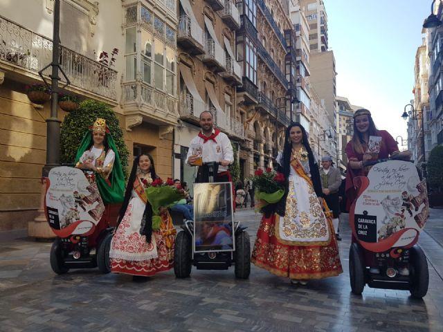 Las fiestas patronales de Caravaca se promocionan en las principales ciudades de la Región y provincias limítrofes - 3, Foto 3