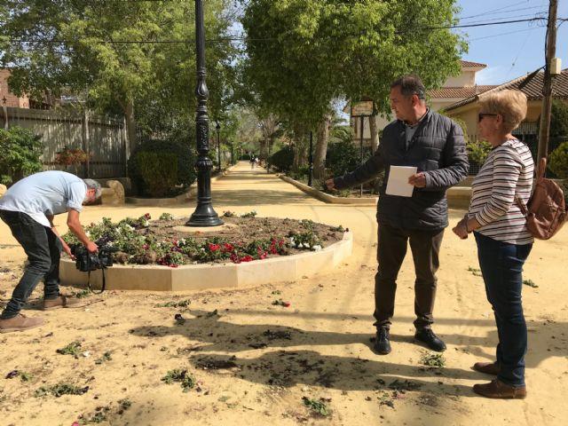 Más de 19.000 flores procedentes de los viveros municipales engalanarán las zonas verdes de la ciudad de cara a Semana Santa - 1, Foto 1