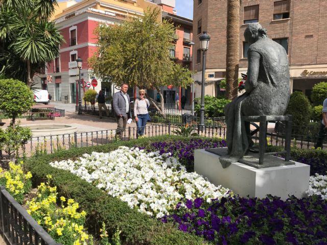 Más de 19.000 flores procedentes de los viveros municipales engalanarán las zonas verdes de la ciudad de cara a Semana Santa - 2, Foto 2