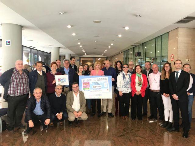La ONCE celebra las tres décadas de la 'X Solidaria' con un cupón conmemorativo, Foto 1